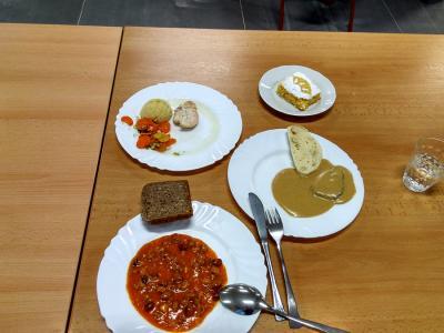Ochutnávka pro rodiče - ŠJ Studénka